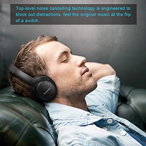 Amazon. Com: conambo cq8 active noise cancelling bluetooth.