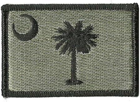 South Carolina Tactical Patch ACU//Foliage