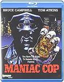 Maniac Cop [Blu-ray] cover.