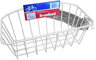 """product image for Wald 145 Childrens 20"""" Bike Basket Gloss White"""