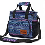 Lunch bags for Women Lunch Boxes for Men Lunch bags with Shoulder Strap Insulated/Reusable/Lightweight