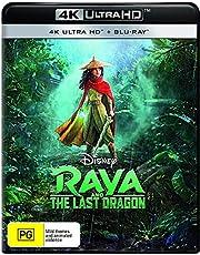 Raya And The Last Dragon (4k/bd)
