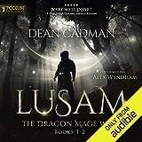 Lusam: The Dragon Mage Wars, Books 1-2
