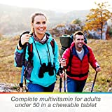 Centrum Adult (100 Count) Multivitamin / Multimineral Supplement Chewable Tablet, Vitamin D3