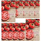 Nature Republic Real Nature Mask 10 Sheets for Skin Hydration (Tomato)