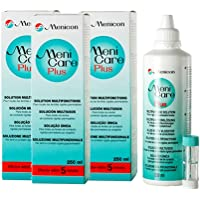 Menicare Cleaning Aid, White, Triple Pack