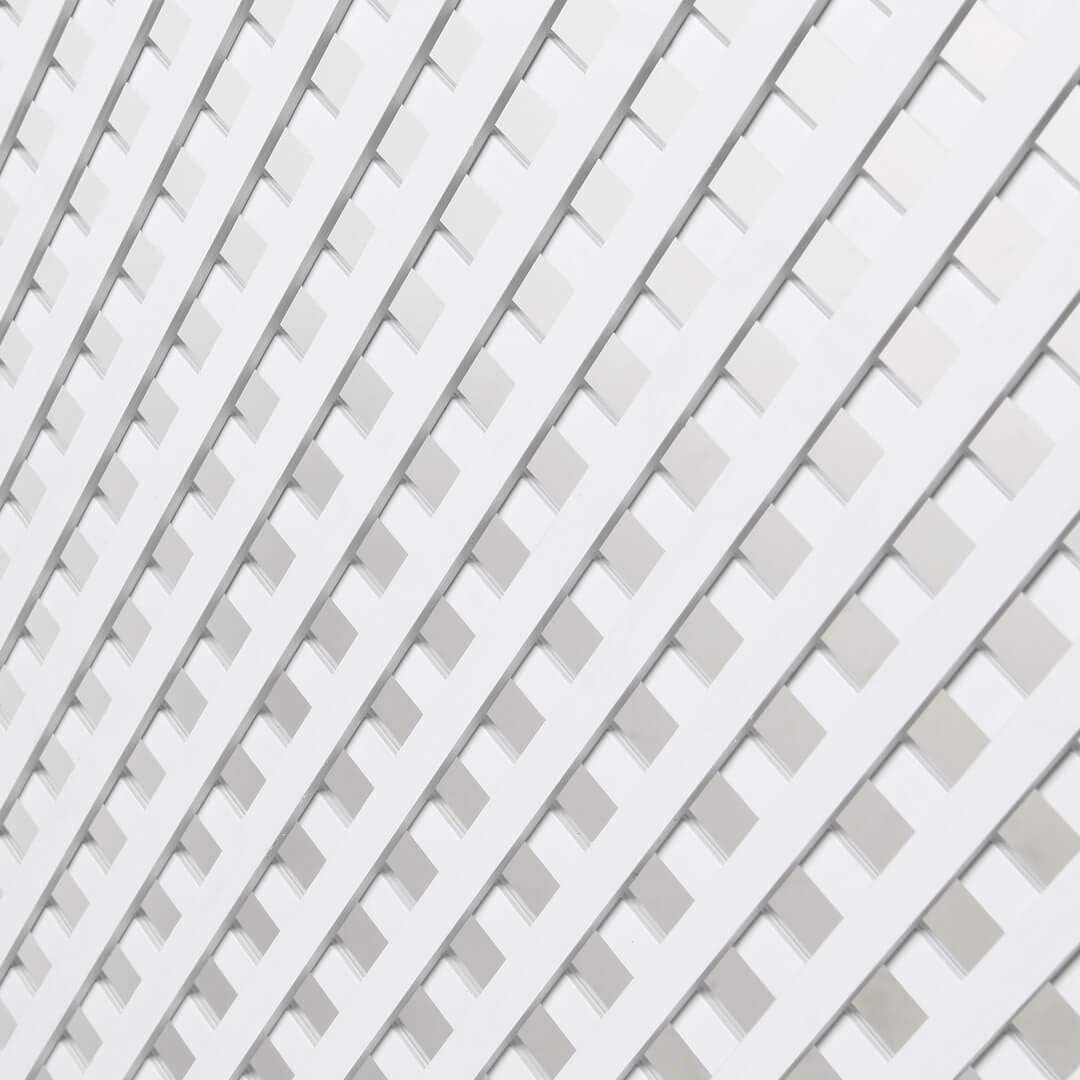 Celosia Pvc de 18 mm Panel Para Valla Jardin de 1 x 2 metros: Amazon.es: Jardín