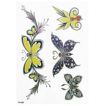 Etiqueta engomada del tatuaje, Tatuajes de los niños Ideas de ...
