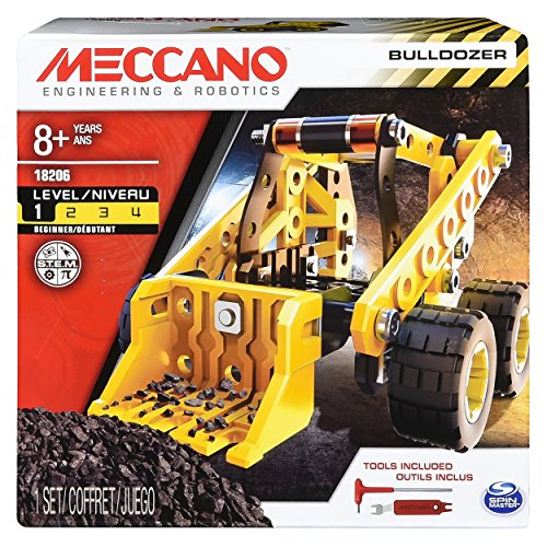 Erector by Meccano Bulldozer...