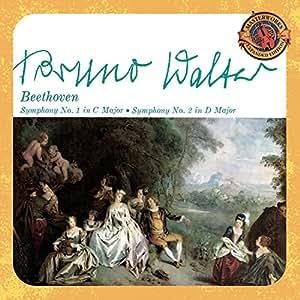 Beethoven:Symphonies Nos. 1 & 2