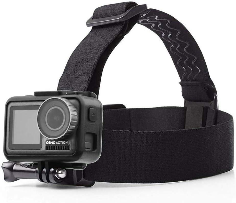 Belloc 2019 Head Strap Mount Belt Headband Holder For DJI OSMO Action For GoPro Hero Camera