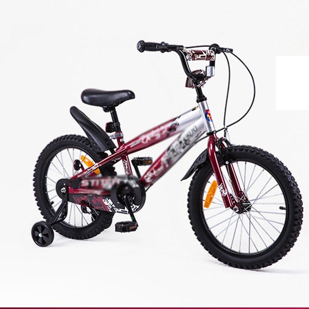 マチョン 自転車 子供の自転車18インチの男の子と女の子5歳から11歳の学生のマウンテンバイク B07DS3CL8118 inch