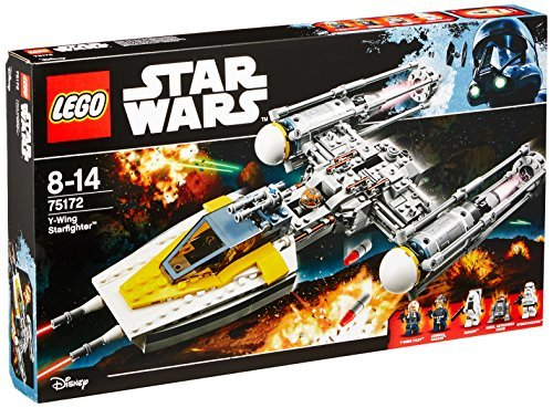 Lego  Lego  Star Wars Y Wing Starfighter 75172