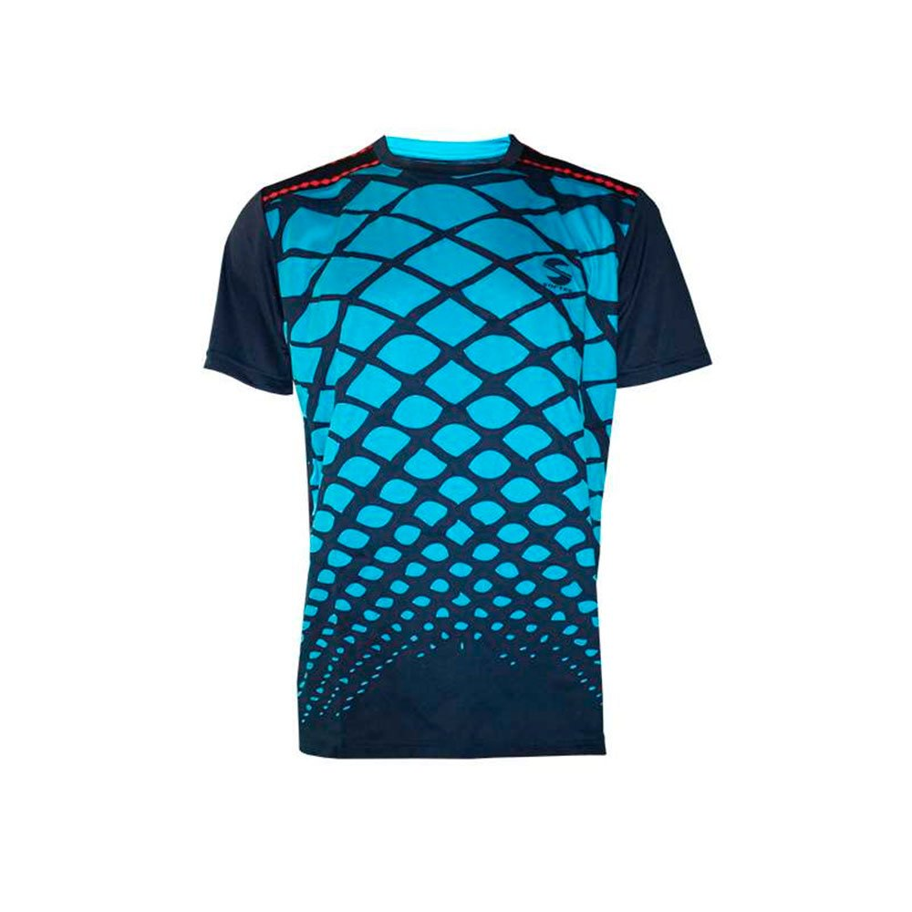Softee - Camiseta Padel Club Print Color Azul Talla XXL: Amazon.es ...