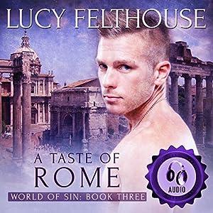 A Taste of Rome Audiobook
