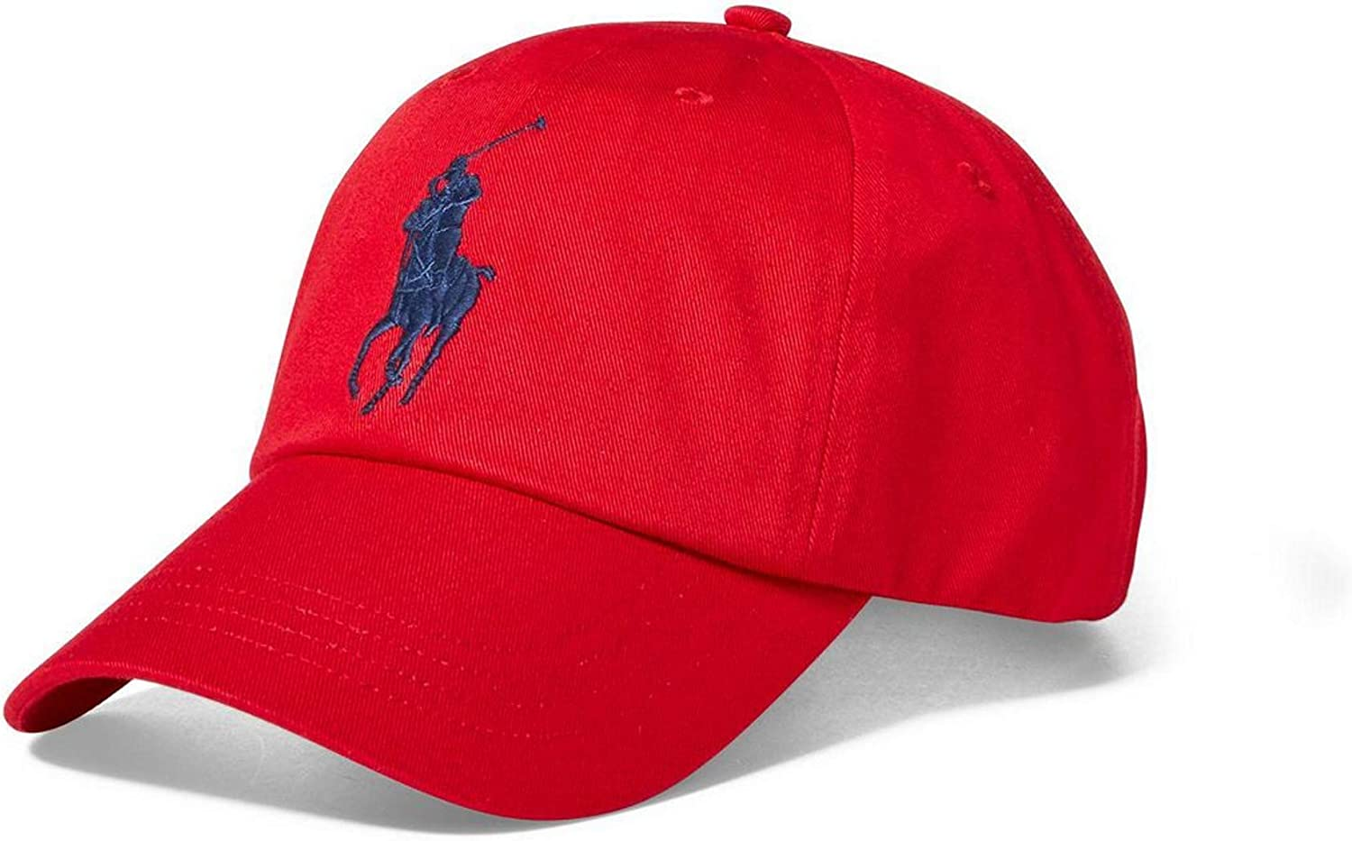 Ralph Lauren Polo Boys Big Pony Chino Sports Cap 2T-4T
