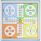 "Parcheesi - Ludo - 12"" Card & Linen Folding Board"