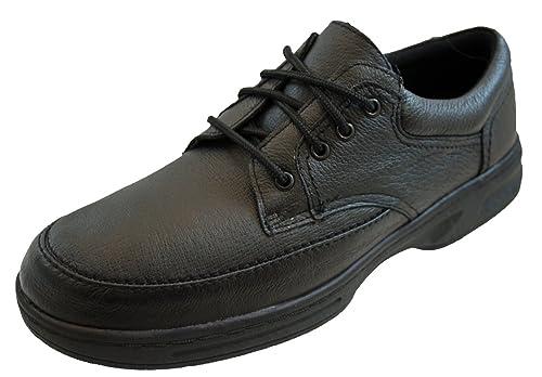 Dr Keller - Mocasines de cuero para hombre: Amazon.es: Zapatos y complementos