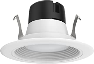 Satco S9460 LED Downlight Retrofit 4' 2700K 120V Dimmable Lampadina, 9W