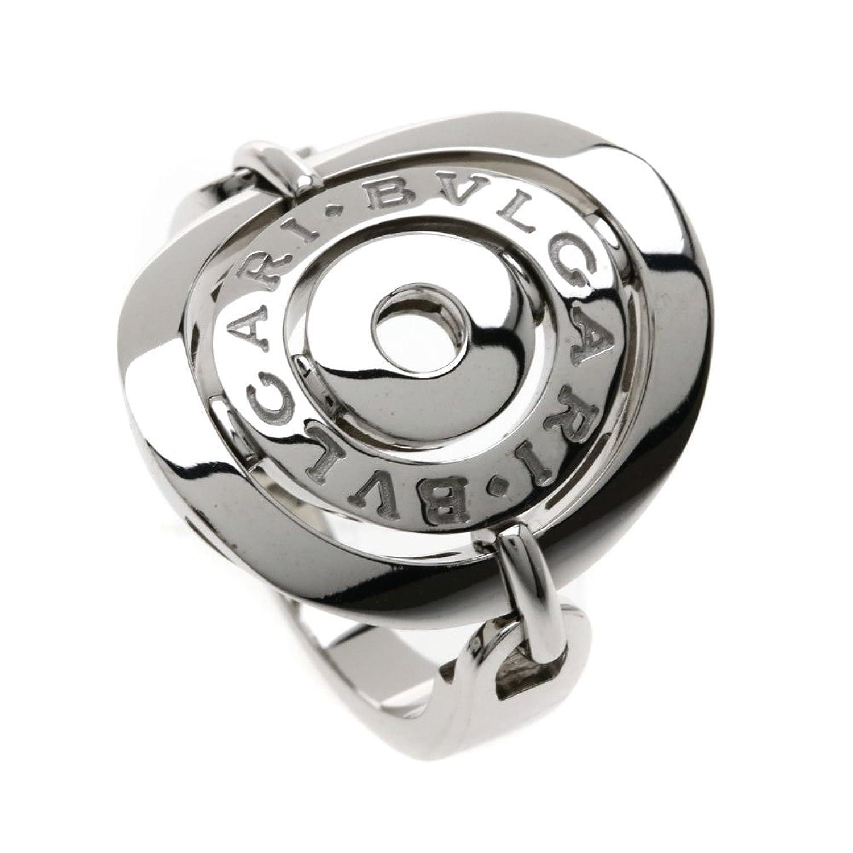 [ブルガリ]アストラーレ リング指輪 K18ホワイトゴールド レディース (中古) B07D6Z7WBF