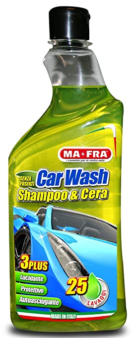 86 opinioni per Mafra Car Wash Shampoo e cera,alte prestazioni