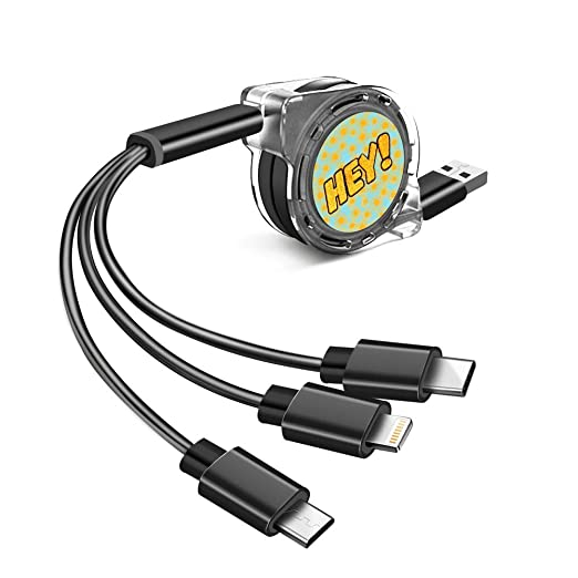 amazon multi charger cable hey giraffe telescopic 3pack 1ft USB to Serial Wiring-Diagram amazon multi charger cable hey giraffe telescopic 3pack 1ft data line for type c micro usb android universal 3 in 1 multiple usb charging cord