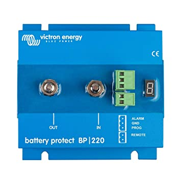 Victron Battery Protect BP-220 12V 24V 220A Batterieschutz Batteriewächter on