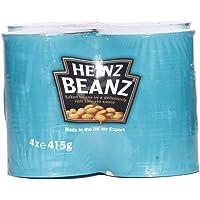Heinz Baked Beanz, 415g (Pack of 4)
