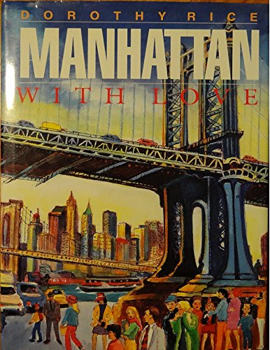 57th Street Manhattan - Manhattan With Love: Paintings and Text