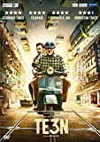 Te3n (Amitabh Bachchan, Nawazuddin Siddiqui, & Vidya Balan. New Single Dvd, Hindi Film, With English Subtitles)