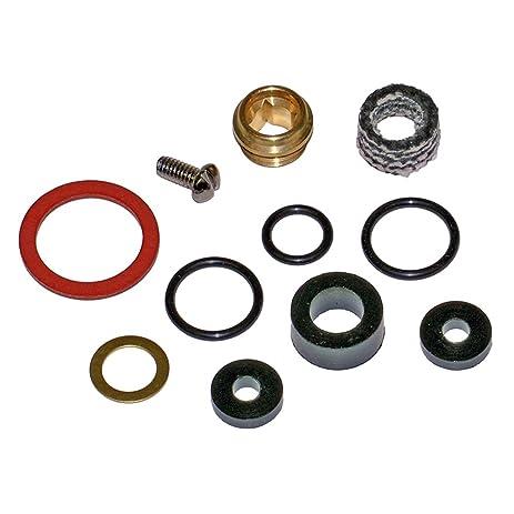 Danco 124176 Stem Repair Kit for Sayco Tub/Shower Faucets, Black ...