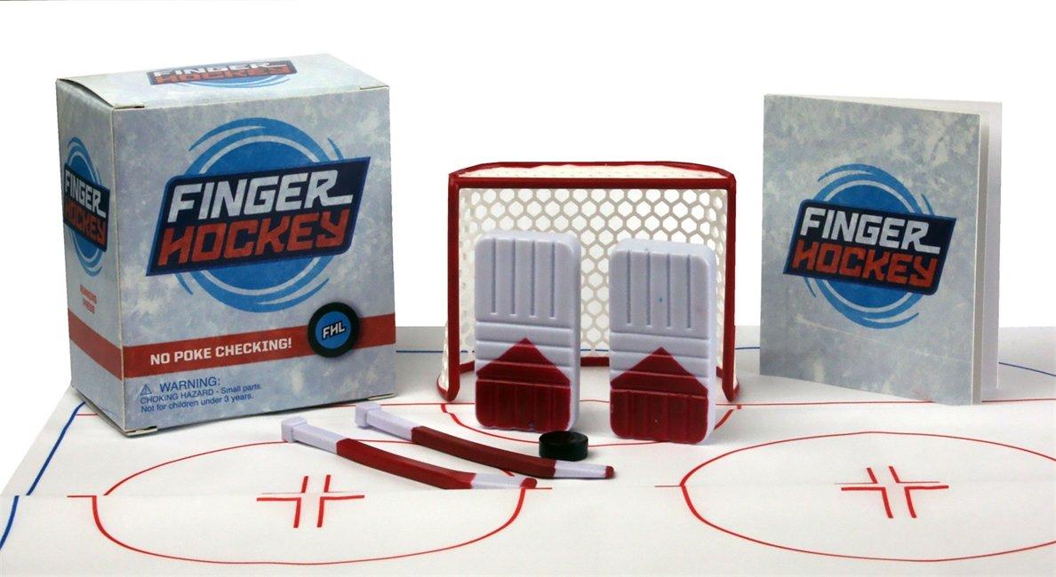 Finger Hockey: No Poke Checking! (Miniature Editions) pdf epub