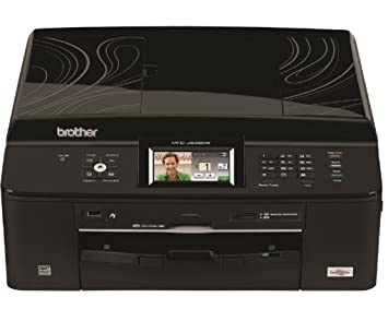 Brother MFC-640CW Printer/Scanner Update