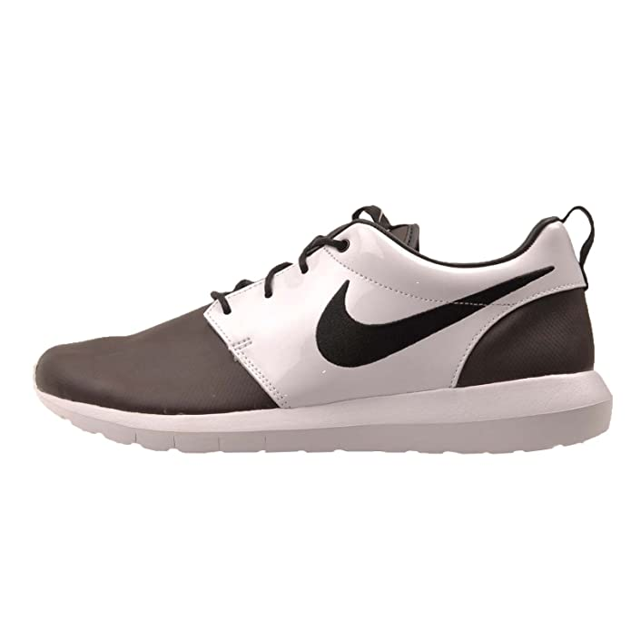 size 40 5a607 ac1d0 Amazon.com   Nike Women s Roshe NM Pedro Lourenco Running Shoes Black White  866983 001   Road Running