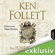 Das Fundament der Ewigkeit Hörbuch von Ken Follett Gesprochen von: Tobias Kluckert