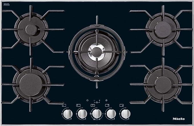 Miele KM 3034-1 G - Cocina de gas (vitrocerámica, 80 cm ...