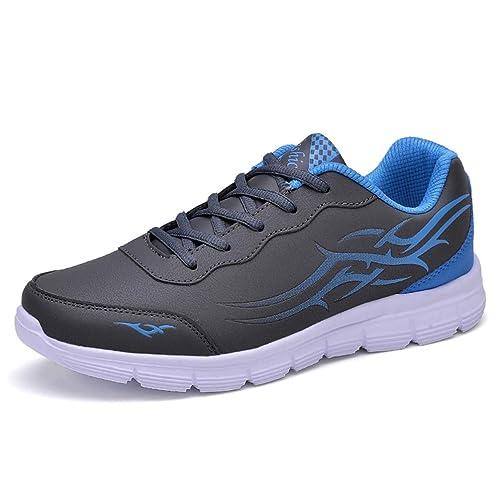 Mens Zapatos Al Aire Libre Hombres Zapatillas Running Sport Mens Entrenadores: Amazon.es: Zapatos y complementos