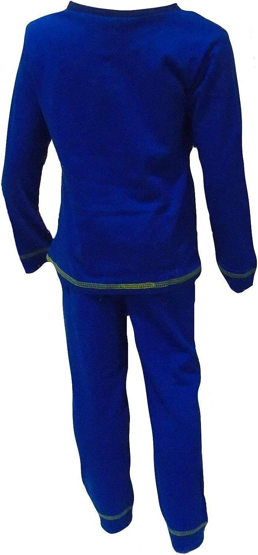 Superwings Jet /& Friends Boys Two Piece Pajama Set