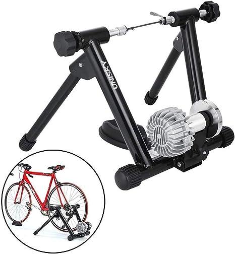 GRJKZYAM Rodillos para Bicicleta Entrenador para Bicicleta En ...