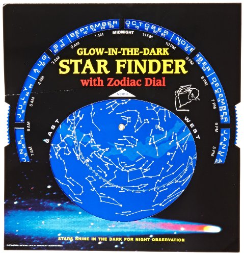 Glow-in-the-Dark Star Finder with Zodiac Dial