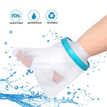 Beauty & Health Learned Adult Waterproof Adult Sealed Cast Bandage Protector Wound Fracture Hand Arm Cover For Shower Bath Foot Hands Skin Care Tools Comfortable Feel