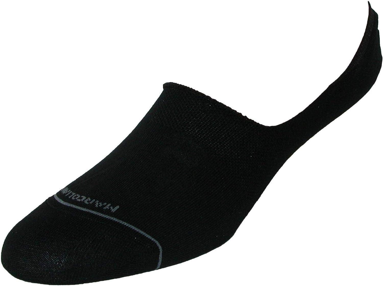 Marcoliani Milano Mens Invisible Touch No Show Colors Pima Cotton Socks…