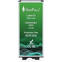 GadFull Batería de reemplazo para LG G5 | 2018 Fecha de producción | Corresponde al Original BL-42D1F | Compatible con LG G5 | G5 Dual Sim | G5 SE | G5 Lite | H850 | H860 | H840