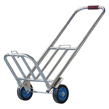 amazon com yx xy large telescopic folding portable luggage go cart cart #4