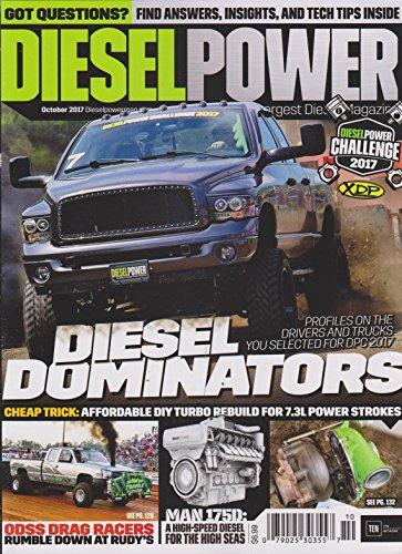 Diesel Power Magazine October 2017