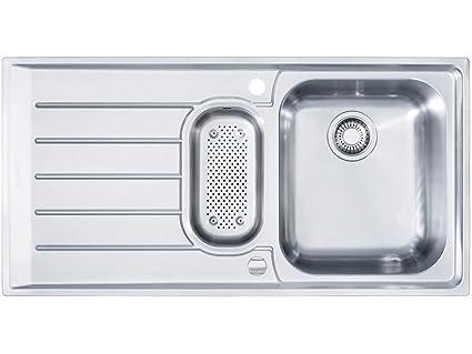 Franke lavello in acciaio inox Bavaria NEX 251 emotiontextiles breve ...
