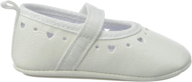 Sterntaler Bébé Ballerine Fille taille 21//22 blanc chaussures enfants Babywalker