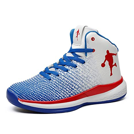 SSCJ Zapatillas de Baloncesto para Hombre de Moda Zapatillas de ...