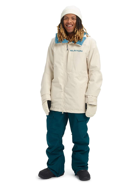 Giacca da Sci e Snowboard da Uomo M Gore RDIAL JK Slm Burton