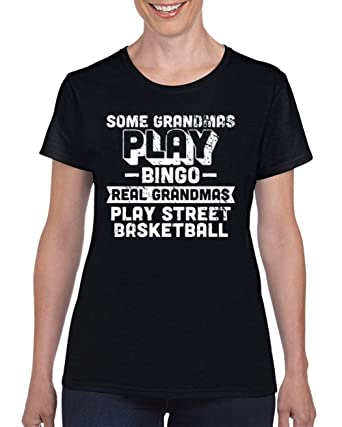 Amazon.com: Some Play Bingo - Camiseta de baloncesto para ...
